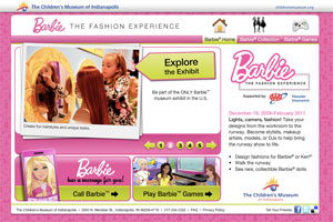 Barbie: The Fashion Experience