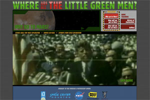 EFT: Where Are All The Little Green Men?