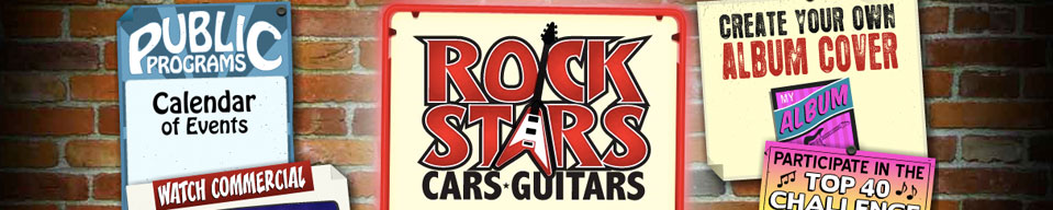 Rock Stars, Cars & Guitars