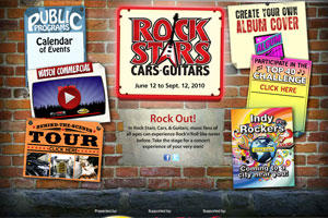 Rock Stars, Cars, & Guitars