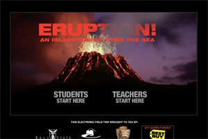 EFT: Eruption!