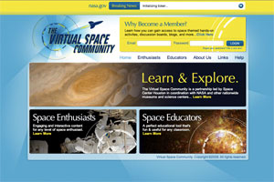 Virtual Space Community